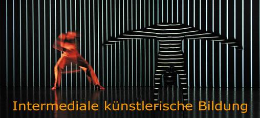 Titelbild Intermediale künstlerische Bildung
